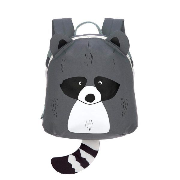 Mochila Tiny Backpack Lassig About Friends Racoon