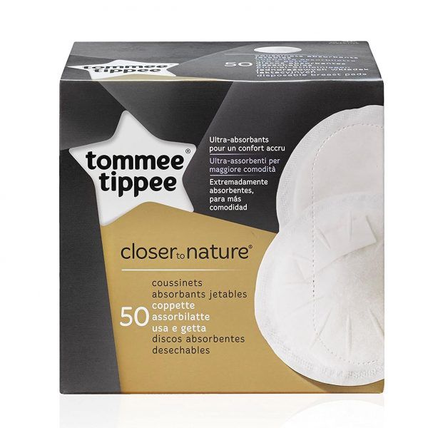 Discos Absorbentes Tommee Tippee