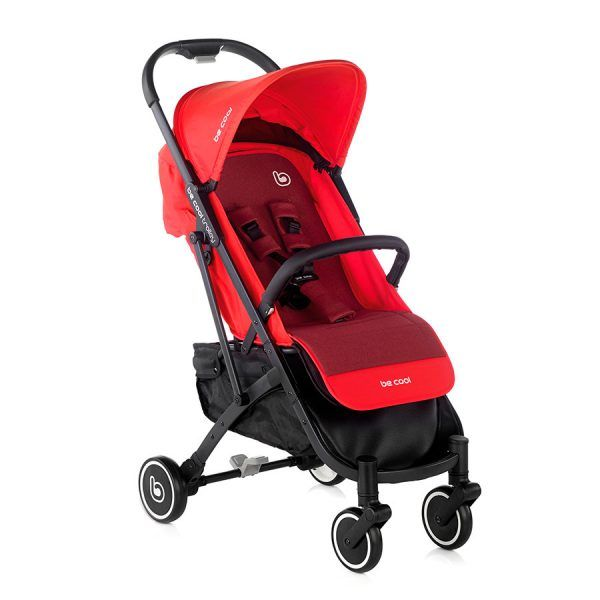 Silla de Paseo Be Cool Trolley 2022 Be Vermillion