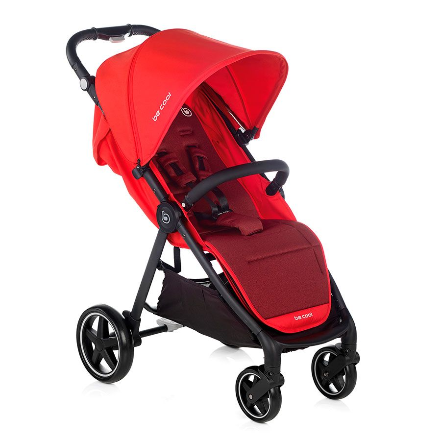 Silla de Paseo Be Cool Ultimate 2022 Be Vermillion